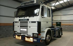 Scania 112 Intercooler 4X2